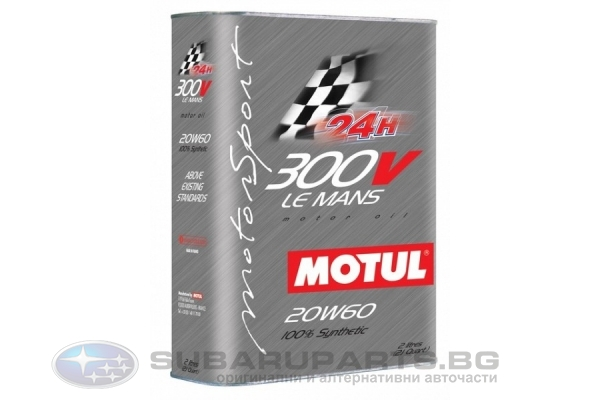 Motul 300V Le Mans 20W60