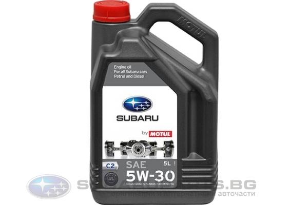 Subaru by Motul 5w30 5L