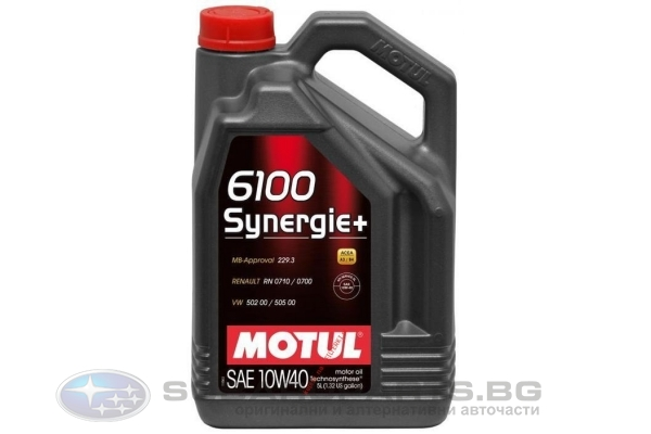Motul 6100 Synergie + 10w40 5L