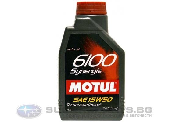 Motul 6100 Synergie + 15w50 1L